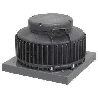 ATC ARU 250 E4 02 Yatay Atışlı Çatı Fanı 651 m3/h