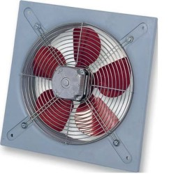 ATC BASIC 350 Duvar Tipi Aksiyel Fan 1840 m3h - Thumbnail