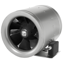 ATC - ATC ETALINE 250 E2 01 Yuvarlak Kanal Fanı 1750 m3/h