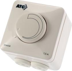 ATC ETY 1,5 Monofaze Hız Anahtarı 1,5 Amper - Thumbnail