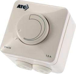 ATC - ATC ETY 2,5 Monofaze Hız Anahtarı 2,5 Amper
