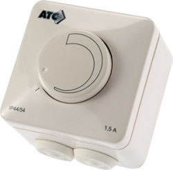 ATC ETY 2,5 Monofaze Hız Anahtarı 2,5 Amper