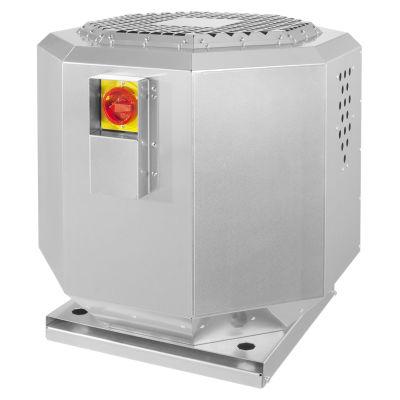 ATC KRF-S 630 D4 Dikey Atışlı Çatı Fanı