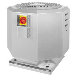 ATC KRF-S 630 D4 Dikey Atışlı Çatı Fanı - Thumbnail