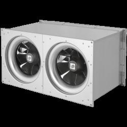 ATC RFAI-EL 6030 E2 11 Dikdörtgen Kanal Fanı