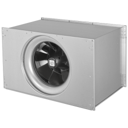 ATC RFAI-EL 6035 E2 12 Dikdörtgen Kanal Fanı
