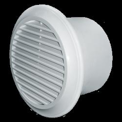 Blauberg - Blauberg Deco 150 Plastik Banyo Fanı 298 m3h