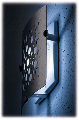 Blauberg Lux 125 Estetik Kendinden Işıklı Banyo Fanı 164 m3h
