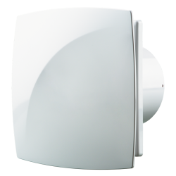 Blauberg - Blauberg Moon 100 Sessiz Plastik Banyo Fanı 85 m3h