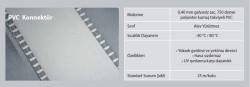 Flexiva PVC Flexible Konnektör 45mmx60mmx45mm - Thumbnail